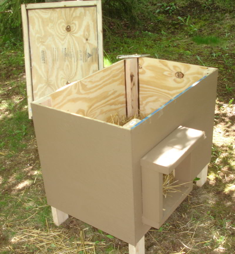 how to build a sled dog house | plans-materials-design-video